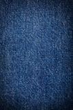 Blaues Material lizenzfreie stockfotos