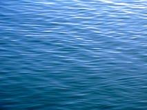 Blaues Meer Lizenzfreie Stockbilder