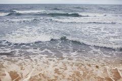 Blaues Meer lizenzfreies stockfoto