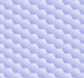 Blaues Muster Stockfotografie