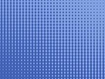 Blaues Muster stock abbildung