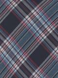 Blaues Muster Scotisch des Schottenstoffs Lizenzfreie Stockbilder