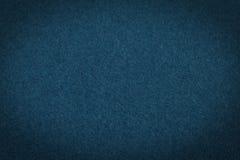 Blaues Papier mit Vignette, ein Hintergrund lizenzfreie stockbilder