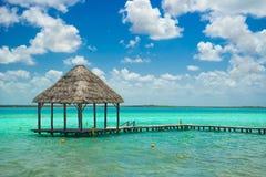 Blaues Paradies Lizenzfreies Stockbild