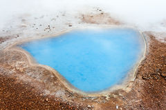 Blaues Pool Blesi Stockbild
