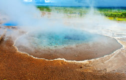 Blaues Pool Blesi Lizenzfreie Stockbilder