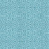 Blaues Schneemuster Stockfoto