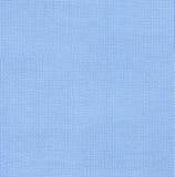 Blaues Segeltuch Stockfoto