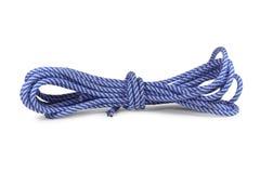 Blaues Seil stockfoto