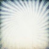 Blaues Sonnendurchbruchbild. vektor abbildung