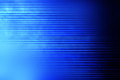 Blaues Unschärfen-linearer Hintergrund Lizenzfreie Stockbilder