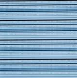 Blaues Wandpapier Stockfoto