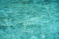 Blaues Wasser Stockbilder