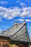 Blaues Wunder à Dresde Images libres de droits