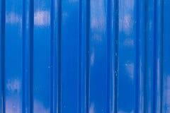 Blaues Zink Lizenzfreie Stockfotos