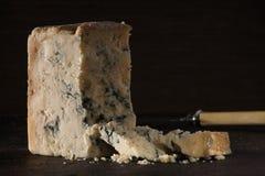 Blauschimmelkäse-Dunkelheit Lizenzfreie Stockfotografie