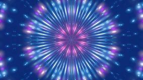 Blauw abstract achtergrond en licht, lijn vector illustratie