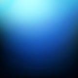 Blauw abstract effect licht Eps 10 royalty-vrije illustratie