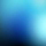 Blauw abstract effect licht Eps 10 Stock Foto