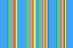 Blauw aero azuurblauw denim, kleurrijk naadloos strepenpatroon De abstracte achtergrond van de Illustratie Modieuze moderne tende stock illustratie