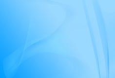 Blauw behang Stock Fotografie