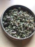Blauw Berry Haze stock afbeeldingen