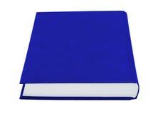 Blauw boek Royalty-vrije Stock Afbeelding