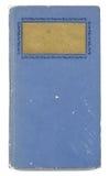 Blauw boek Stock Foto's