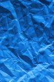 Blauw document vector illustratie