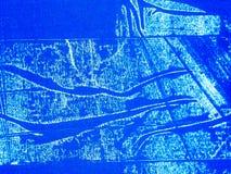 Blauw effect als achtergrond en kleuren, kleurenachtergrond Royalty-vrije Stock Fotografie
