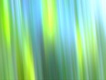 Blauw en groen stock illustratie