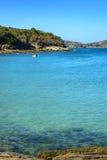 Blauw en trasparent water Royalty-vrije Stock Afbeelding