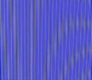 Blauw en wit de streeppatroon van Absract Stock Afbeelding