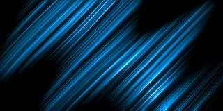 Blauw en zwart kleuren abstract vector in de schaduw gesteld behang als achtergrond Vector illustratie Royalty-vrije Illustratie