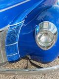 Blauw 1940 Ford royalty-vrije stock fotografie