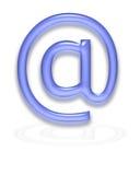 Blauw gel royalty-vrije illustratie