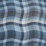 blauw geometrisch patroon Stock Foto