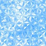 Blauw glas Royalty-vrije Stock Afbeelding