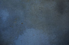 Blauw Gray Concrete Background Stock Foto's