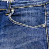 Blauw Jean Stock Afbeelding