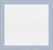 Blauw kader van doekachtergrond stock fotografie