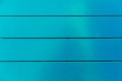 blauw kleurenhout stock fotografie