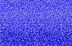 Blauw lawaai Royalty-vrije Stock Afbeeldingen