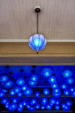 Blauw Licht Royalty-vrije Stock Foto