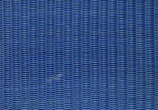Blauw mandewerk Royalty-vrije Stock Afbeeldingen