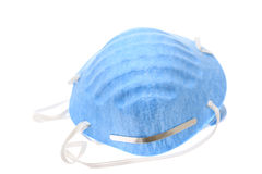Blauw Masker Royalty-vrije Stock Fotografie