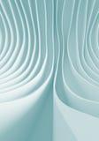 Blauw Minimalistic-Ontwerp vector illustratie