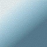 Blauw mozaïek als achtergrond Stock Afbeeldingen