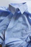 Blauw overhemd Stock Afbeeldingen