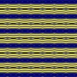 Blauw patroon Stock Afbeeldingen